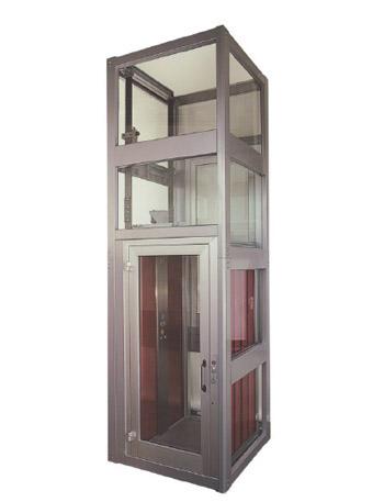 Ανελκυστήρας εσωτερικών και εξωτερικών χώρων - HOME lift - ELTEC Happy Lift