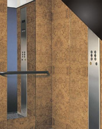 Ανελκυστήρας κτηρίων - ORONA MB 10