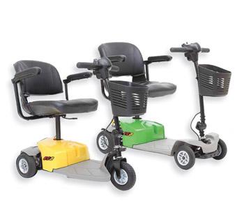 Ηλεκτροκίνητο αμαξίδιο σκούτερ (scooter) - ES8