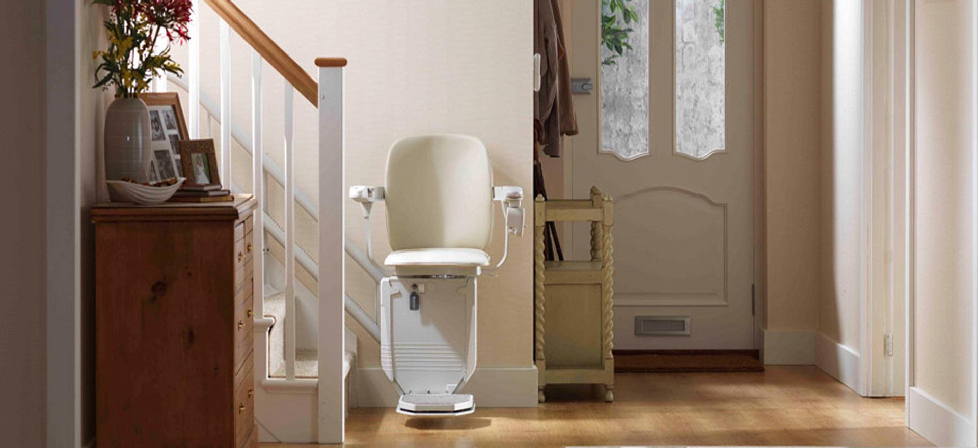 Ανελκυστήρας για περιστροφικές σκάλες - STANNAH Siena 260