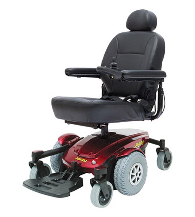 Ηλεκτροκίνητη καρέκλα - Draculis