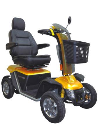 Ηλεκτροκίνητο αμαξίδιο σκούτερ (scooter) - Pride DS-F1