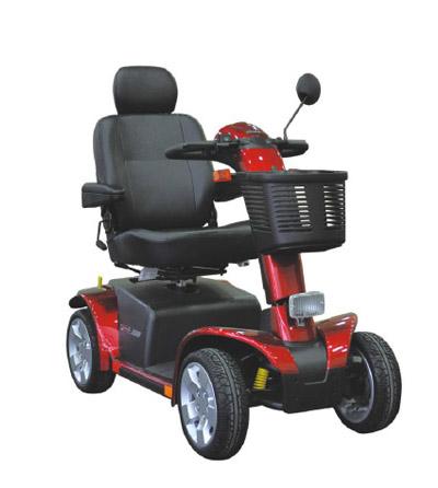 Ηλεκτροκίνητο αμαξίδιο σκούτερ (scooter) - Pride DS-F2
