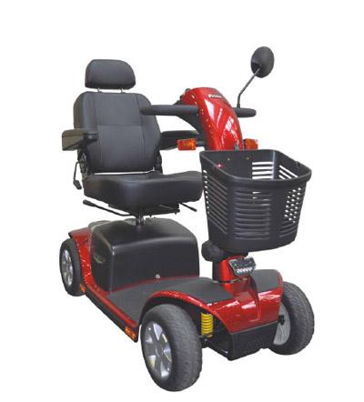 Ηλεκτροκίνητο αμαξίδιο σκούτερ (scooter) Pride - DS-F3