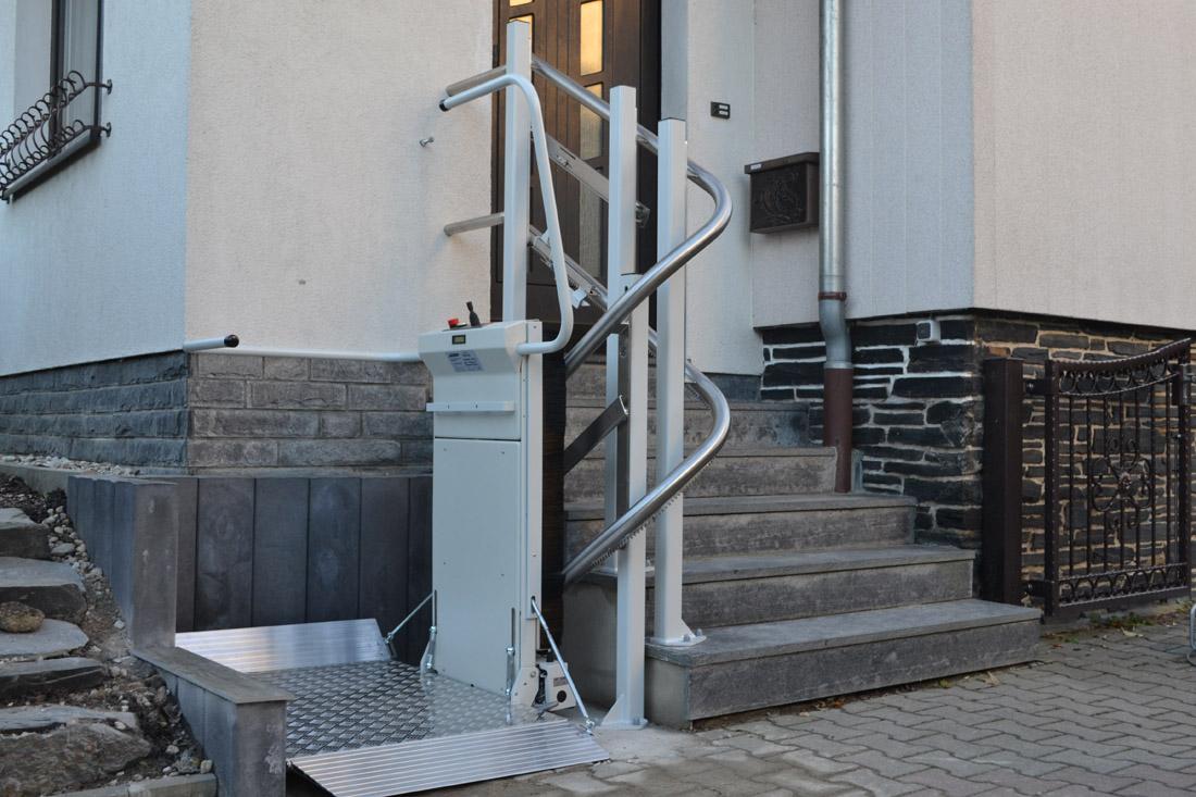 ανελκυστήρας πλατφόρμας STRATOS