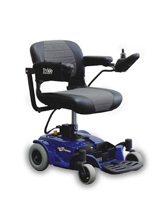 Ηλεκτροκίνητη καρέκλα - DS-2 chair - Draculis