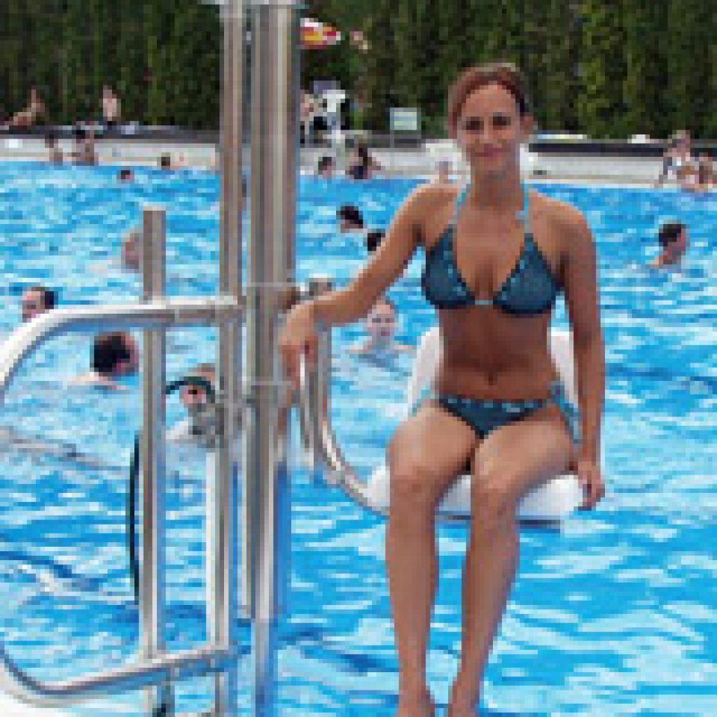 Ανελκυστήρας πισίνας - Draculis