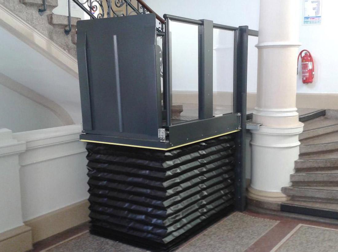 Ανελκυστήρας πλατφόρμας LiftBoy 5 - Draculis
