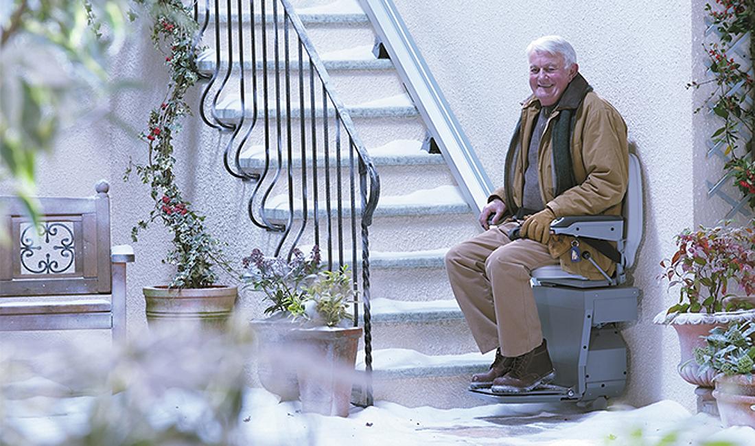 Πρόβλημα μετακίνησης στις εξωτερικές σκάλες;