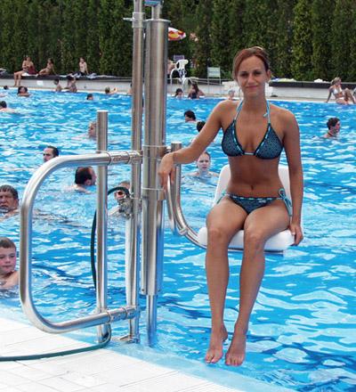 Ανελκυστήρες πισίνας