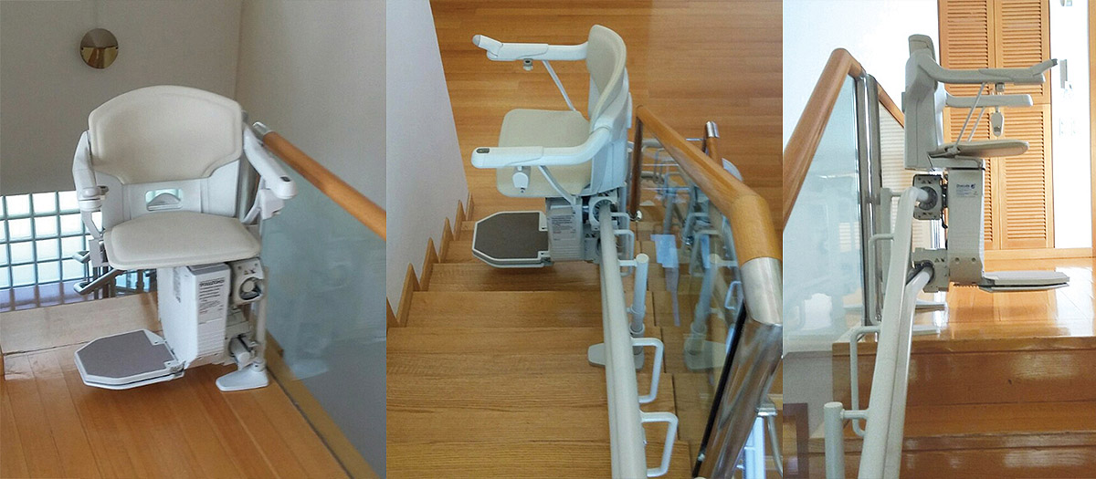 Νέα τοποθέτηση Ανελκυστήρα Σκάλας στην Κηφισιά! - draculis.gr